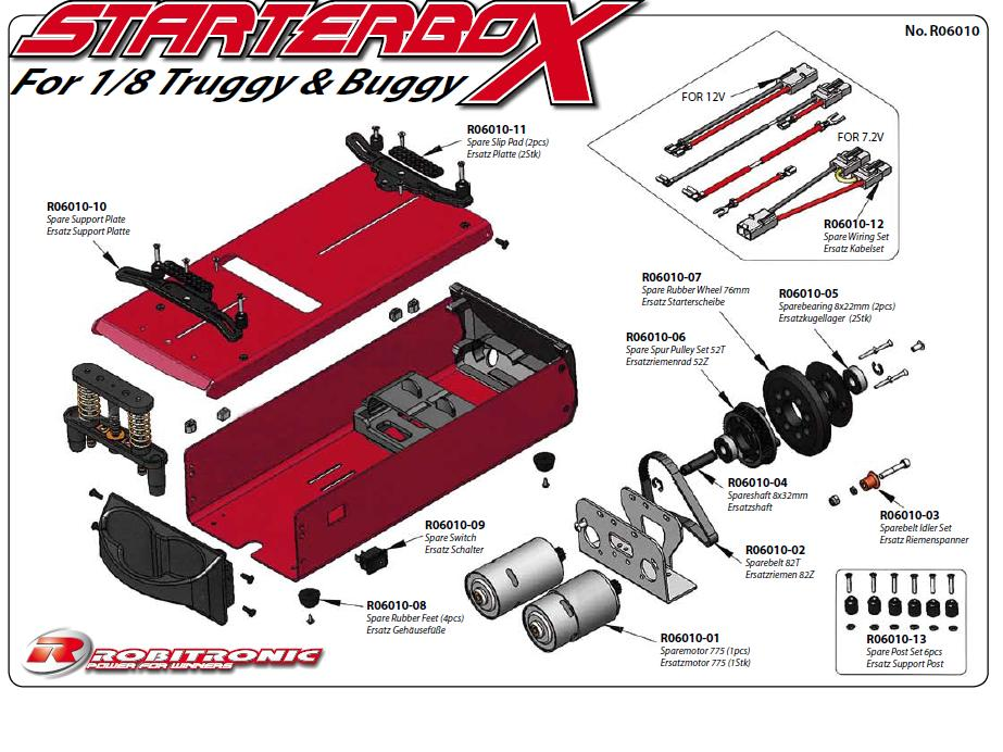 rc starterbox