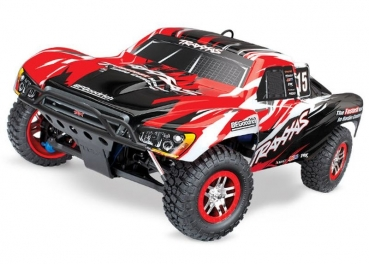 Traxxas Slayer Pro 4x4 Short Course im Maßstab 1:10 rot