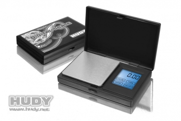 HUDY ULTIMATE Didital Waage scale 300g/0,01g