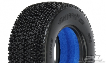 "Proline Caliber 2.0 SC 2.2""/3.0"" M3 (Soft) Tires"
