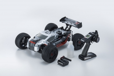 Kyosho INFERNO NEO ST RACE 2.0 READYSET T1 SILVER