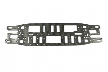 Serpent Chassis Carbon Light 4X