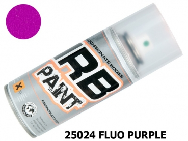 RB Lexanfarbe Fluozierend Purple # 150ml