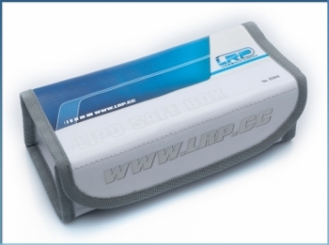LRP LiPo Safe Box - large 18x8x6 cm