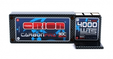 Team Orion Carbon Pro WTS 4000mAh 90C (7,4V)
