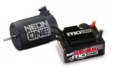 Neon One BL Tuning Combo 2700kV 45A (540, 4P, Sensorless, Dean's Plug)