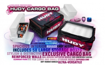 HUDY-Tragetasche Exclusive Edition Serie