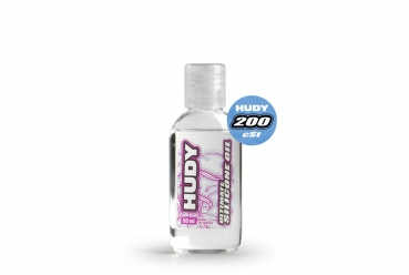 HUDY ULTIMATE Silicon Öl 200 cSt - 50ML