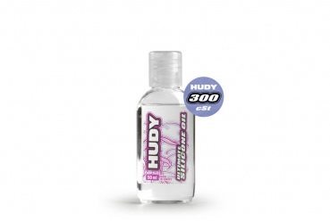 HUDY ULTIMATE Silicon Öl 300 cSt - 50ML