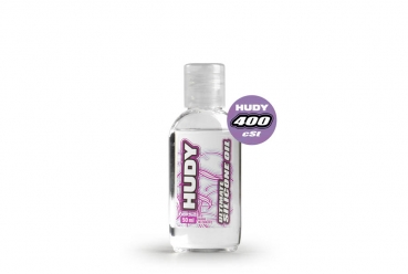 HUDY ULTIMATE Silicon Öl 400 cSt - 50ML