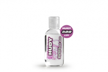 HUDY ULTIMATE Silicon Öl 500 cSt - 50ML