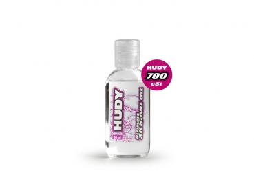 HUDY ULTIMATE Silicon Öl 700 cSt - 50ML