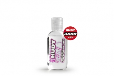 HUDY ULTIMATE Silicon Öl 3000 cSt - 50ML
