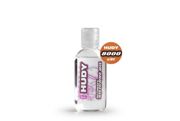 HUDY ULTIMATE Silicon Öl 8000 cSt - 50ML