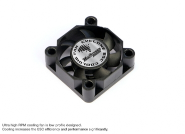 Muchmore FLETA PRO ESC Off-Road Cooling Fan 30 x 30 x 7mm