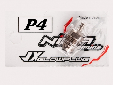 "Ninja P4 Turbo Glühkerze ""Super Hot"""