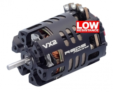 REDS Racing Brushless Motor VX2 540 # 5.5T Sensor