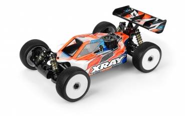 XRAY XB8'19 - 1/8 LUXURY NITRO OFF-ROAD CAR