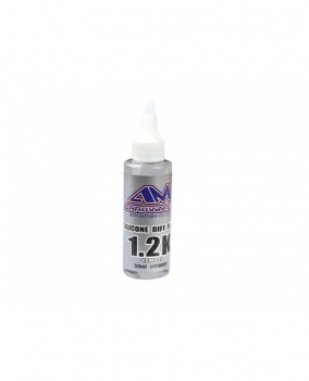 ARROWMAX Silicone Diff Fluid 59ml 1.200cst