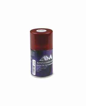 ARROWMAX 100ml Paintsprays, AS37 Translucent Red