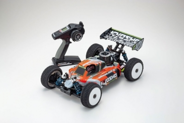 Kyosho Inferno MP9 TKI4 V2 1:8 RC Nitro Readyset w/KE21SP Motor
