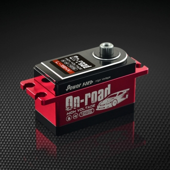 POWER HD Digital High Voltage RC Servo On-Road L-15HV