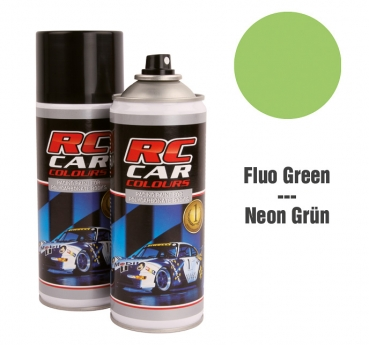 Robitronic Lexan Spray Fluo Grün 1008 150 ml