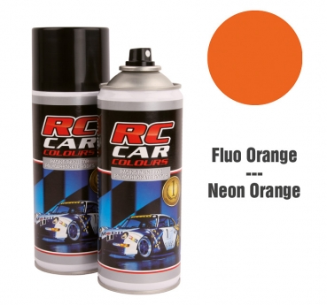 Robitronic Lexan Spray Fluo Dunkel Orange 1011 150 ml