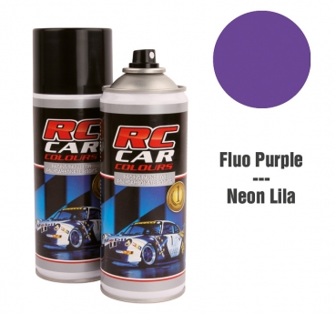 Robitronic Lexan Spray Fluo Violett 1013 150 ml