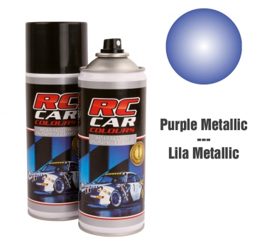 Robitronic Lexan Spray Purple Metalic 930 150 ml