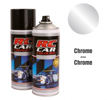 Robitronic Lexan Spray Chrome 150ml