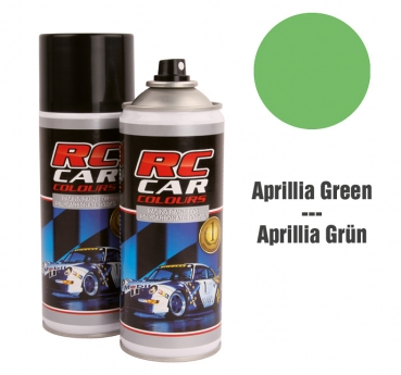 Robitronic Lexan Spray Aprillia Grün 944 150 ml