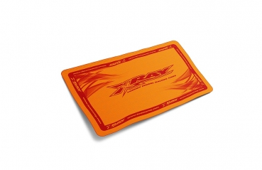 XRAY Boxen-Handtuch 730mm x 450mm orange