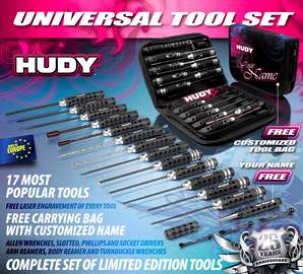 6 in 1 RC Hudy Spezial Werkzeug SchlüSsel 3//4//5 7 5.5 8MM für Spann S S3C1