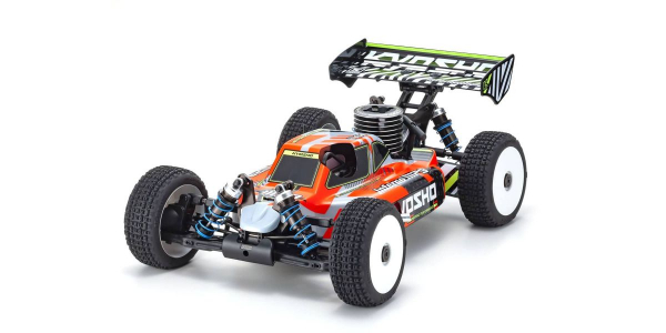 Kyosho Inferno MP9 TKI4 V2 1:8 RC Nitro Readyset w/KE25SP Motor
