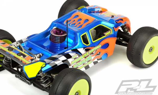 Pro-Line Enforcer Clear Body for Mugen MBX-7T