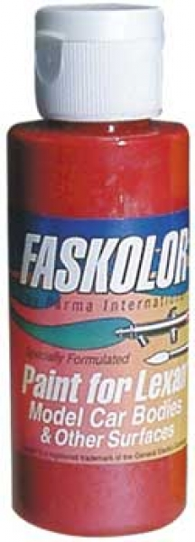 Faskolor Standard Rot 60ml