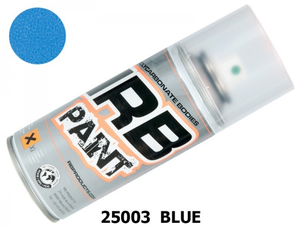 RB Lexanfarbe Blau # 150ml
