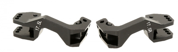 HB RACING Caster Block Set V3 (17.5 degree)