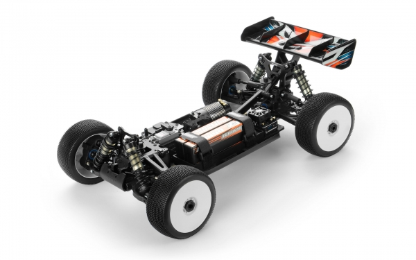XRAY XB8E'19 - 1/8 LUXURY ELECTRIC OFF-ROAD CAR