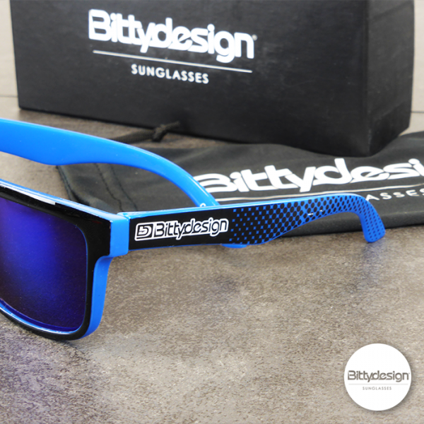BITTYDESIGN OCEAN CLAYMORE SUNGLASSES