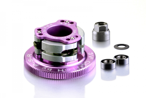 P-S-R 3V² Truggy Clutch Alu 32mm