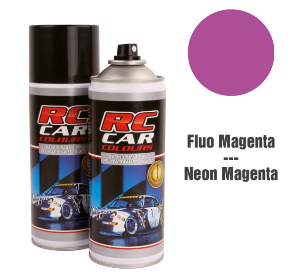 Robitronic Lexan Spray Fluo Pink 1012 150 ml