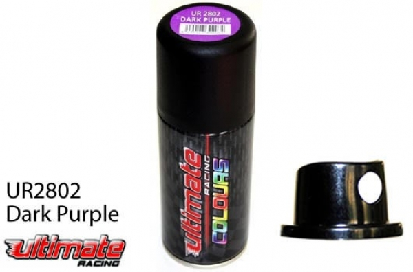 Ultimate Racing Lexanfarbe - Ultimate Colours - Dark Purple