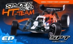 Serpent Spyder SRX2 Team - HT 1/10 EP