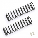 Team Associated FT 12mm Rear Springs, white, 2.10 lb