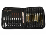 Arrowmax Honeycomb Toolset (26Pcs) with Tools bag
