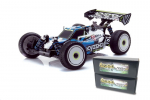 Kyosho COMBO INFERNO MP9E EVO READYSET + GE3-4000-2D (X2)
