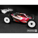 Bittydesign Vision HB Racing D819RS Body Clear (precut)