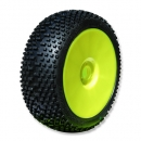"Pro Circuit ""Sweet Shot"" Buggy Komplettrad gelb super soft"